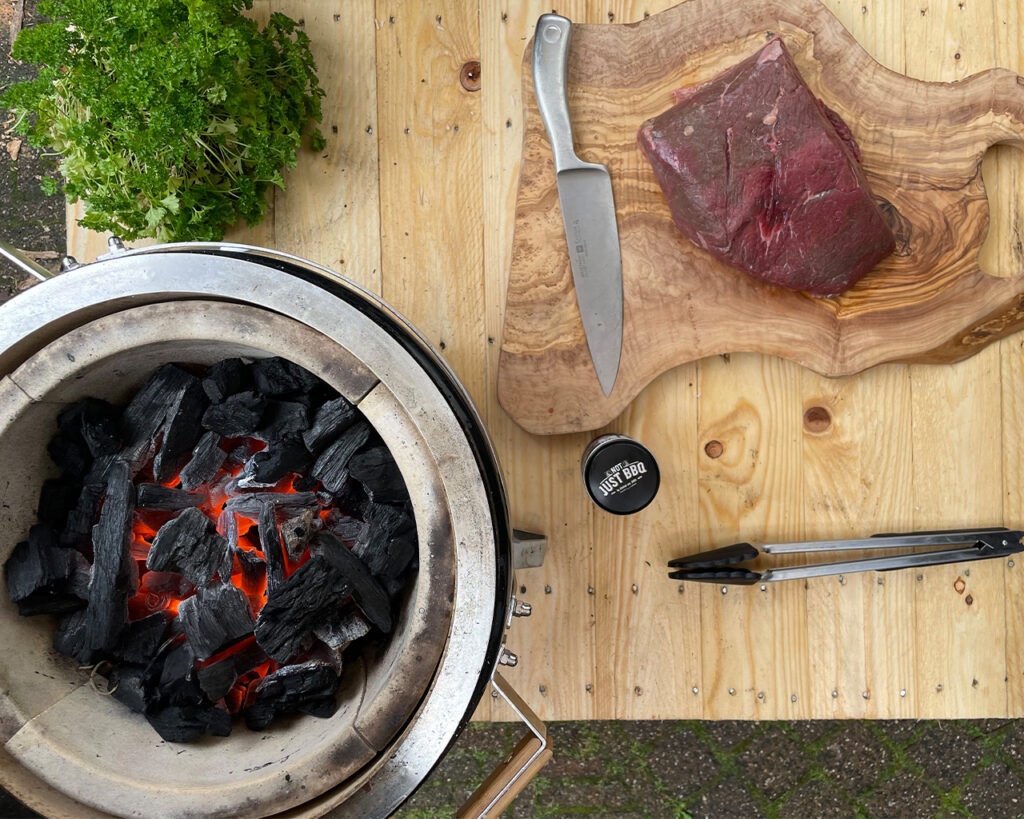 picanha barbecue